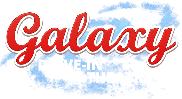 Galaxy Drive In Cinema Logo